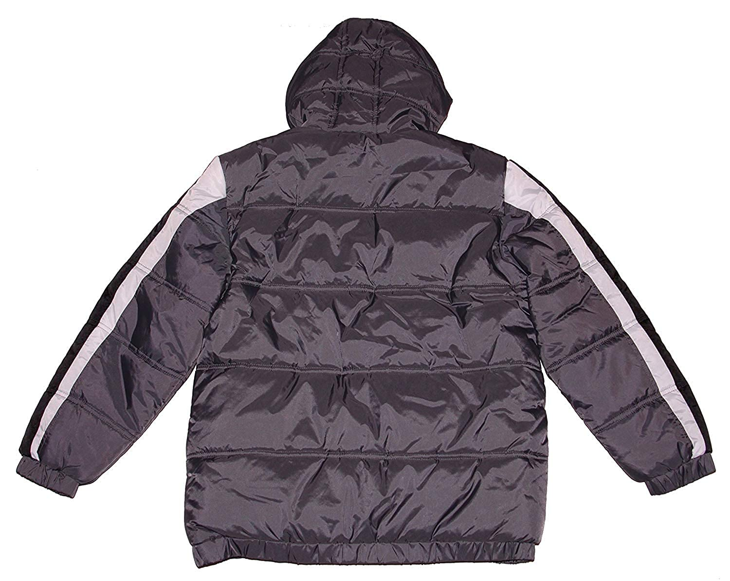 68e61f8a43d81e Amazon.com  NIKE Air Jordan Little Boy s Puffer Hooded Jacket  Clothing