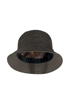 Target Dry York Unisex Waterproof Rain Hat (Khaki b263752c7a7