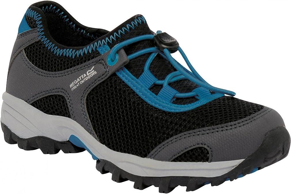 Regatta Great Outdoors Childrens//Kids Platipus II Lightweight Mesh Shoes