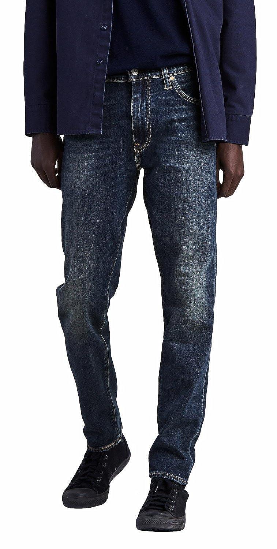 Levi's Hombre 512 Slim Fit Fit Jeans, Azul
