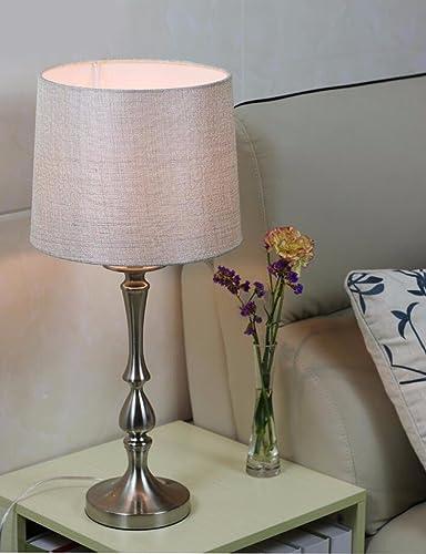 CJSHV-Lámpara de mesa Mesita De Noche Moderna Lampara De ...