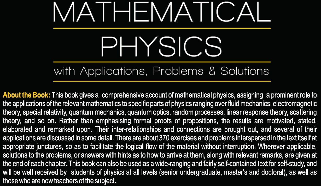 Buy mathematical physics with applications problems and solutions buy mathematical physics with applications problems and solutions book online at low prices in india mathematical physics with applications problems and fandeluxe Image collections
