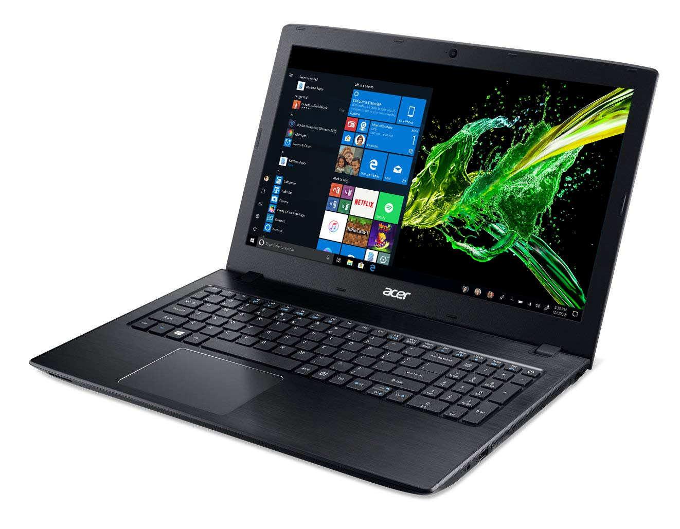 Image result for Acer Aspire E15 (8th Gen)