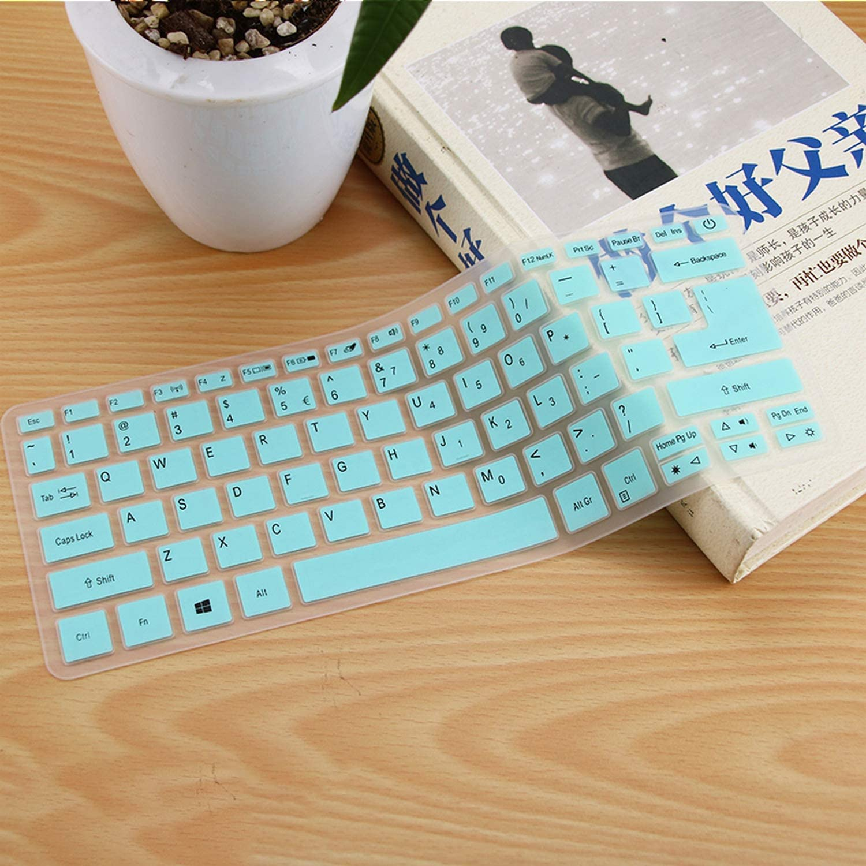 Fadewhiteb 2020 for Acer Swift 5 Sf514 54Gt 54T Sf514 53T Sf514 52 Sf514 52T Sf514 52 53 54 G Keyboard Cover Skin Protector