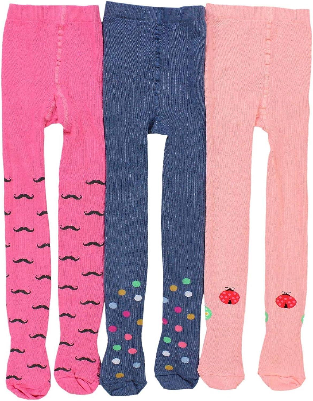 TupTam Calzamaglia Colorate per Bambina Set di 6
