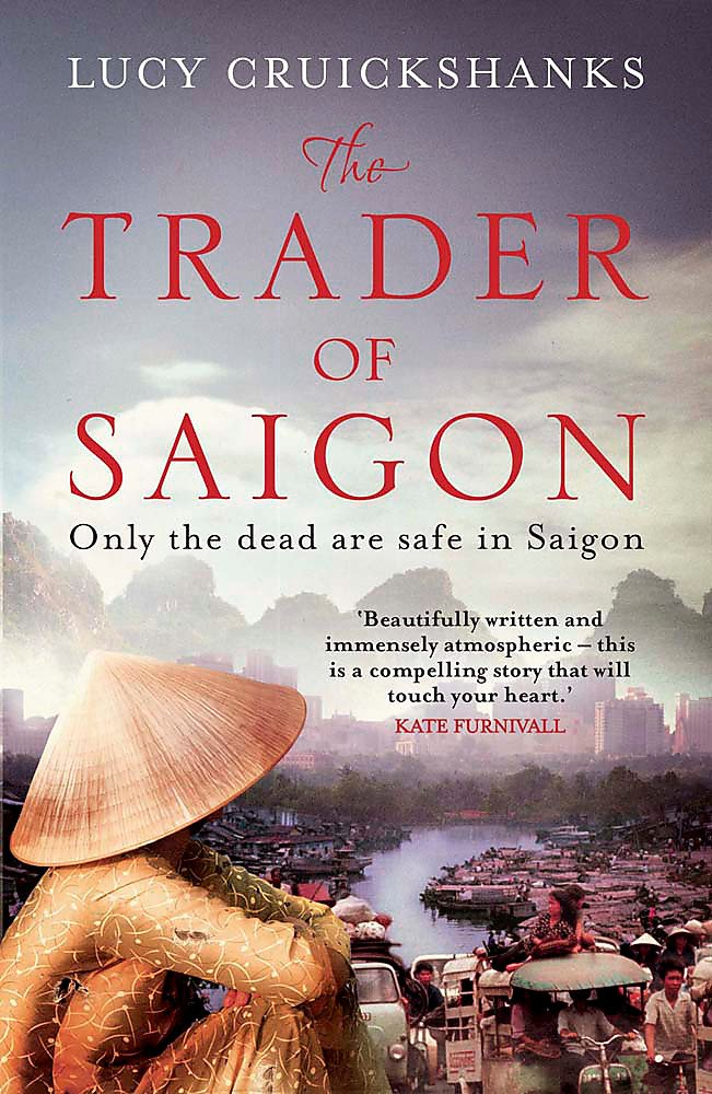 Download The Trader of Saigon pdf