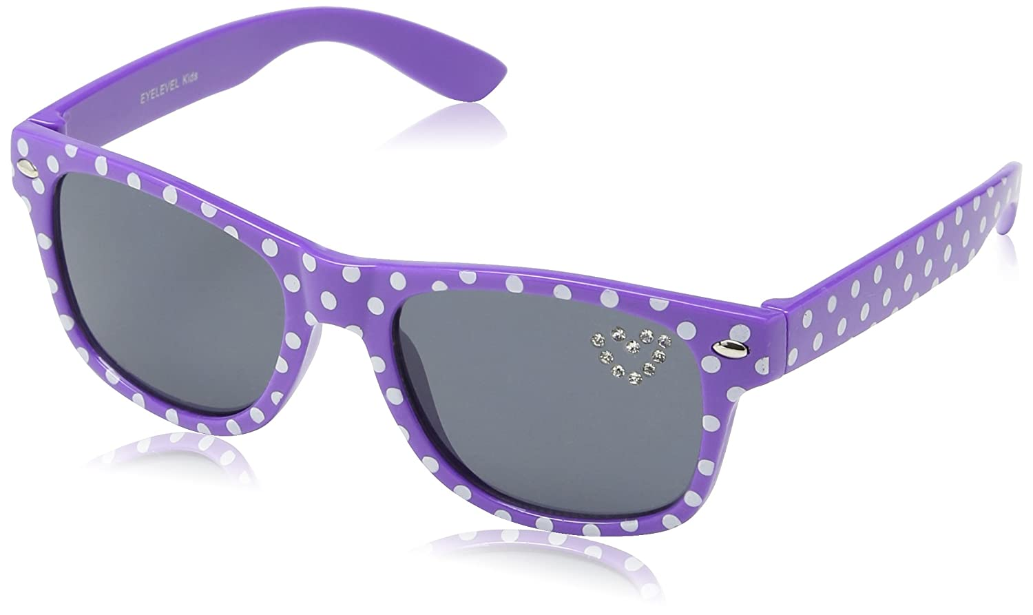 Eyelevel Girl's Pixie Sunglasses Purple One Size