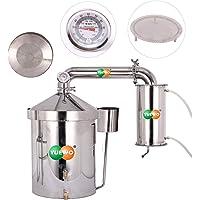 32~160 litros destilador de agua acero aceites esenciales