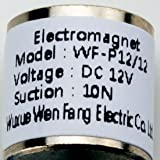 uxcell DC 12V 10N Electric Lifting Magnet