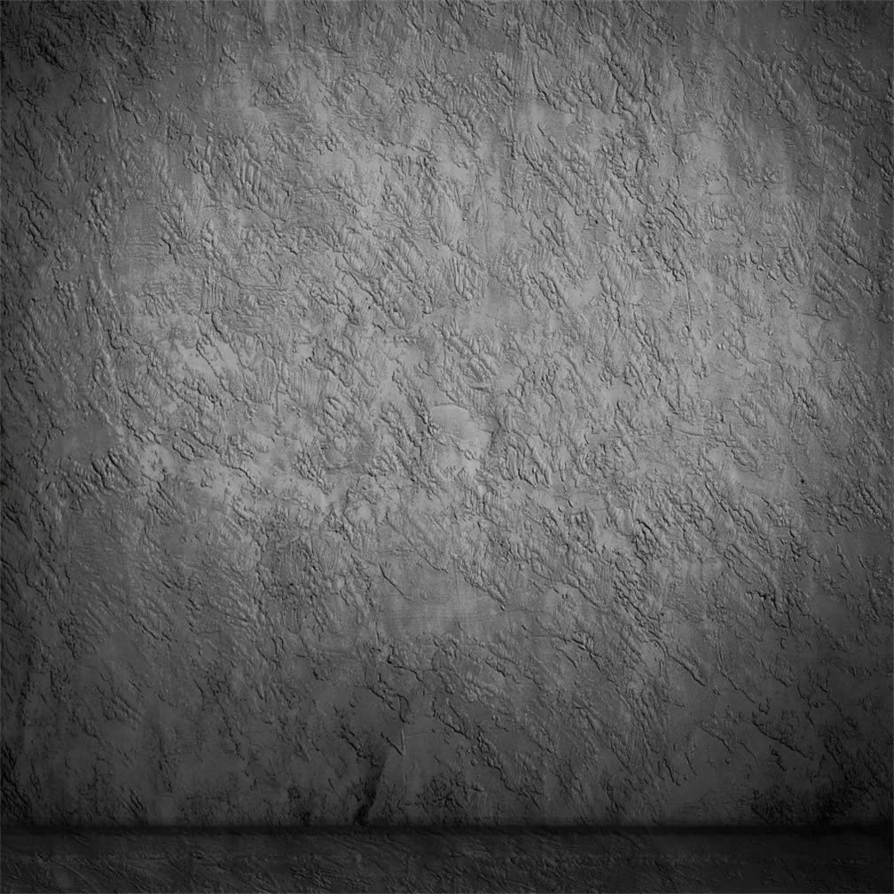 AOFOTO 10x12ft Grunge Vintage Concrete Wall Interior Background Abstract Blurry Shabby Texture Photography Backdrop Kid Lovers Adult Girl Boy Man Woman Artistic Portrait Photo Studio Props Wallpaper