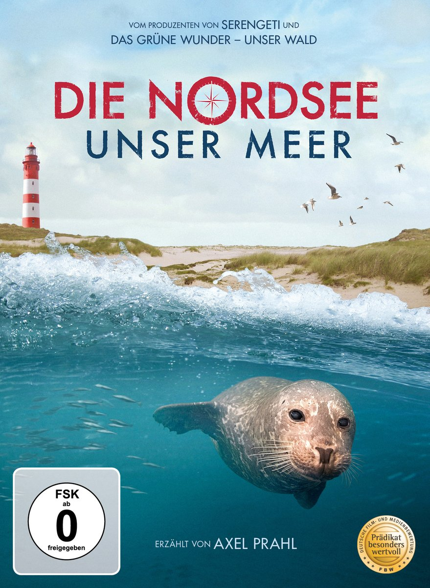 Die Nordsee - Unser Meer: Amazon.de: Axel Prahl, Jörn Röver, Klaus ...