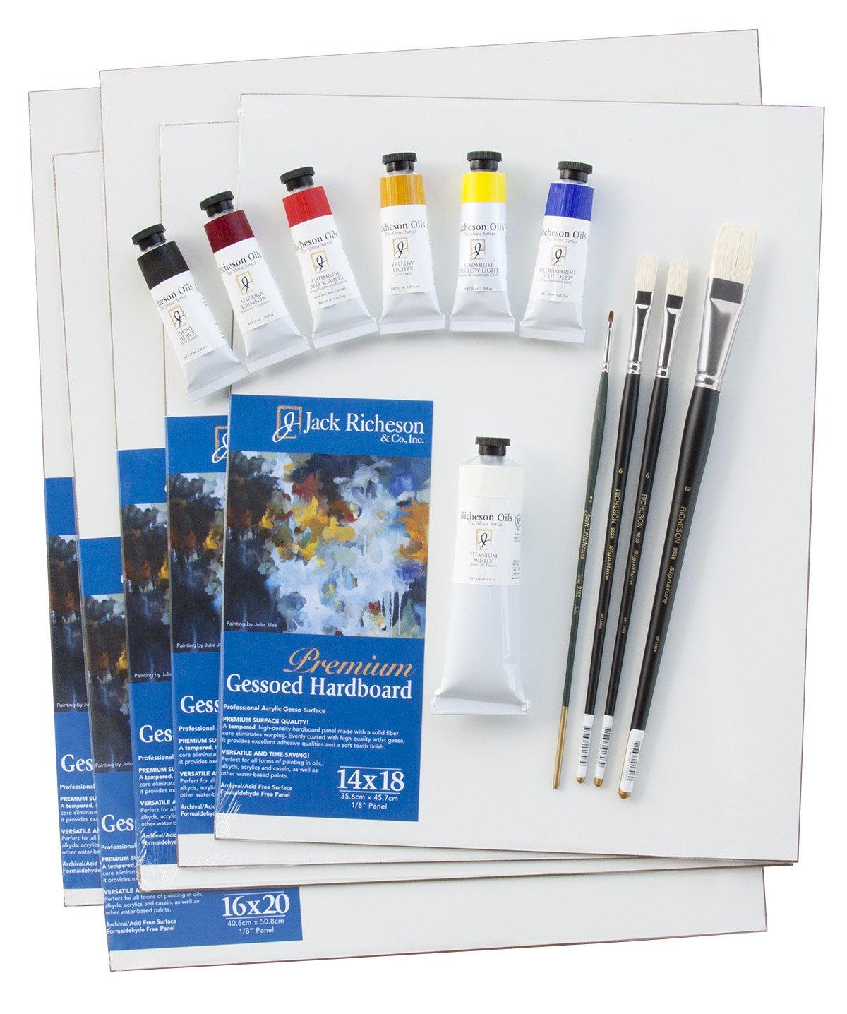 William Schneider Oil Workshop Kit