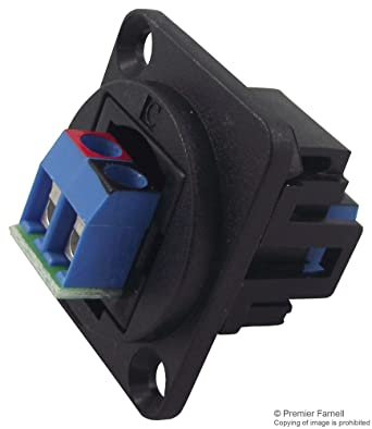 CLIFF ELECTRONIC COMPONENTS CP30240 Panel Mount Barrier: Amazon co