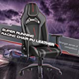 Furious Gaming Chair Racing Style Swivel Computer