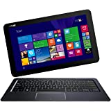 Asus Transformer Book T300CHI-FH011H 31,8 cm (12,5 Zoll) Convertible Tablet-PC (Intel Core-M-5Y10, 2GHz, 8GB RAM, 128GB SSD, Intel HD, Win 8.1) dunkelblau