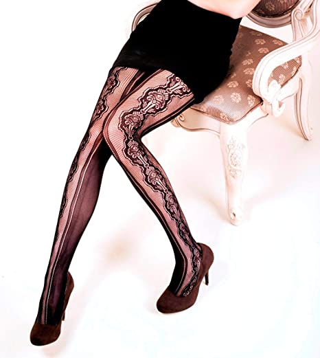 55f633bfab Image Unavailable. Image not available for. Color  Yelete Killer Legs  Womens Queen Plus Size Fishnet Pantyhose 168YD063Q