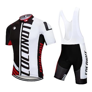 Mens Cycling jersey bib shorts sets cycling jerseys Short Sleeve cycling shorts