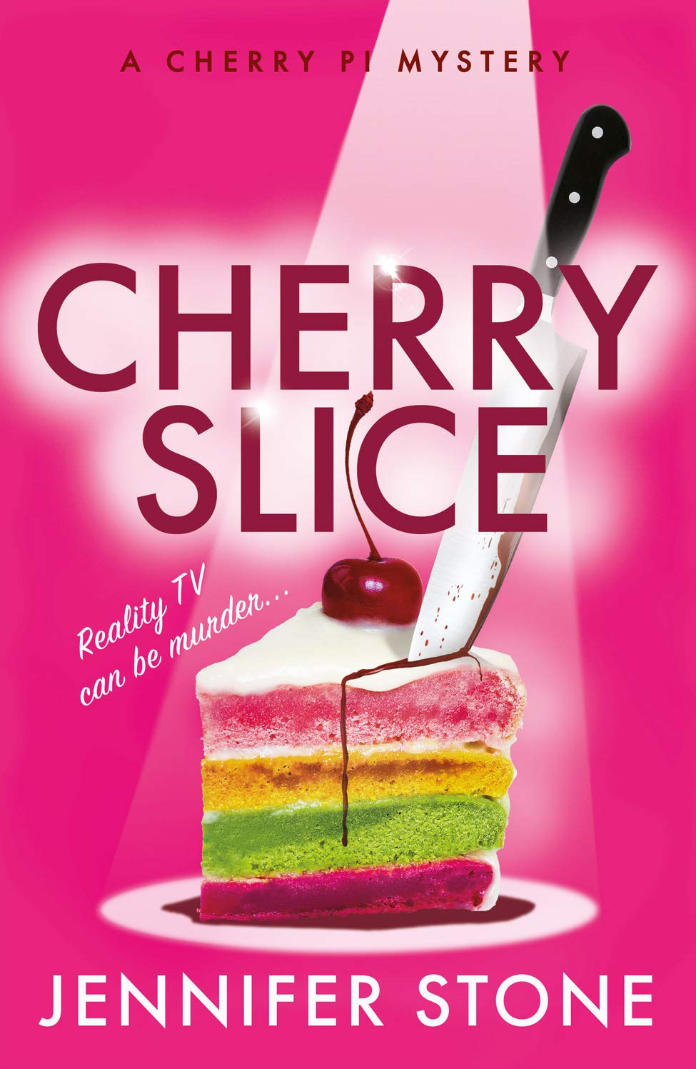 Cherry Slice (A Cherry PI Mystery): Amazon.co.uk: Jennifer Stone ...