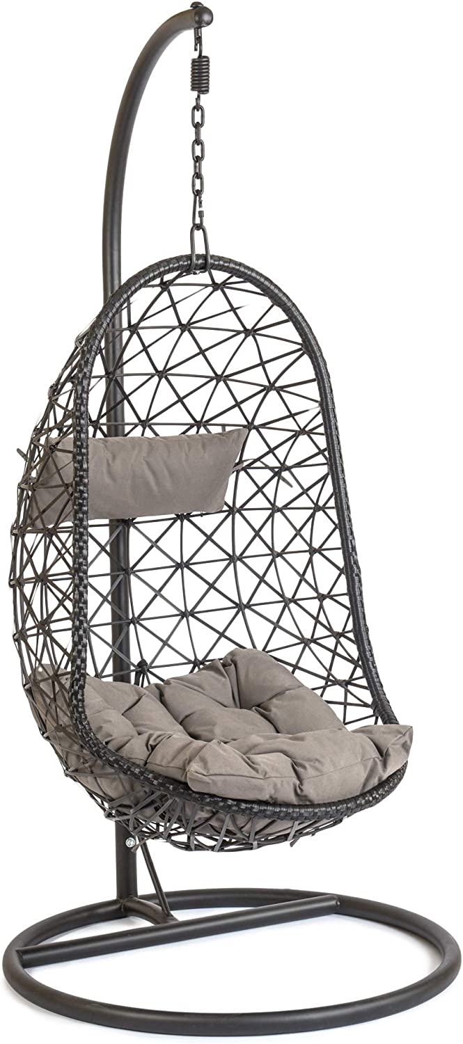 Dawsons Living Vienna Hanging Egg Chair - Outdoor and Indoor