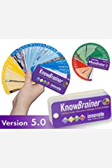 "KnowBrainer Innovation & Creative Thinking Tool by Gerald ""Solutionman"" Haman - v5.0 Hardcover"