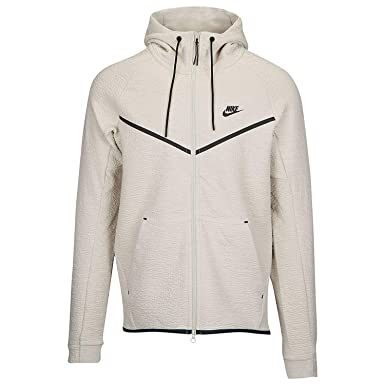 448208826 Nike Mens Tech Fleece Icon Textured Full Zip Windrunner Jacket at Amazon  Men's Clothing store:
