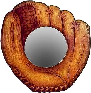 product image for Piazza Pisano Baseball Glove Wall Mirror for Baseball Kids Decor
