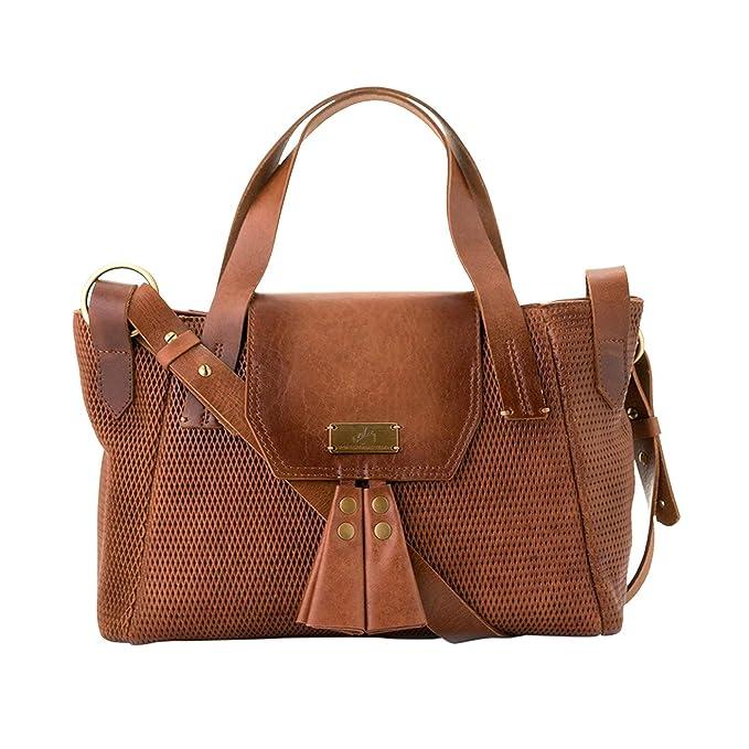 Amazon.com: Velez Womens Genuine Colombian Leather handbags ...