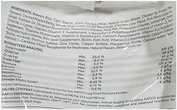 Hills Pet Nutrition Ltd Comida para perros seco 8,5 libras ...