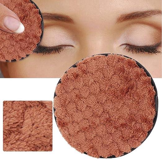 Amazon.com: Almohadilla de microfibra para limpieza facial ...