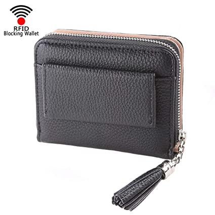a6cffdc34860 Amazon.com : Aijian Women Small Wallet Lady Mini Purse Bifold ...