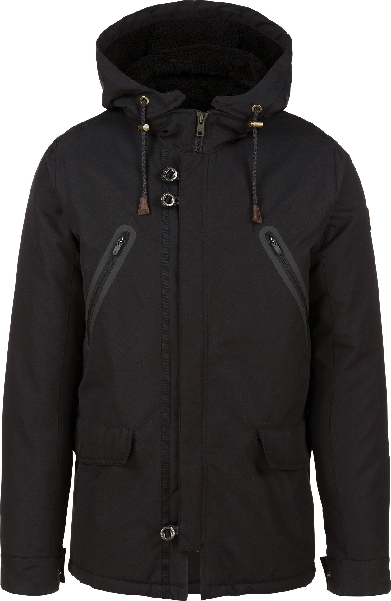 O'Neill Men's Fine Tune Jacket, X-Large, Black Out
