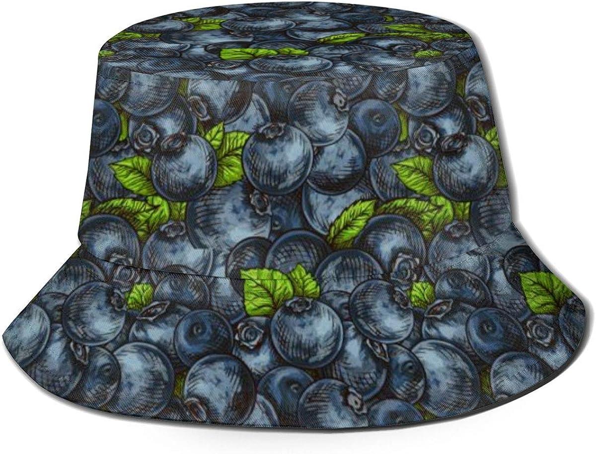 Ripe Juicy Blueberry...