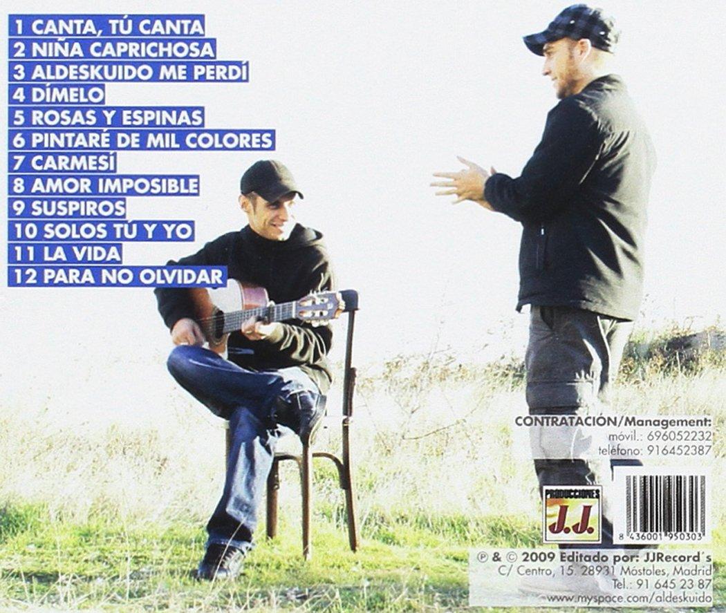 Amazon.com: Bailare Con Quien Me Trajo Al: Music