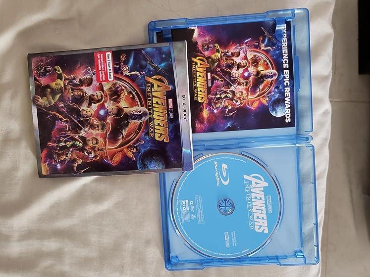 Avengers: Infinity War (Plus Bonus Content) Me encantó
