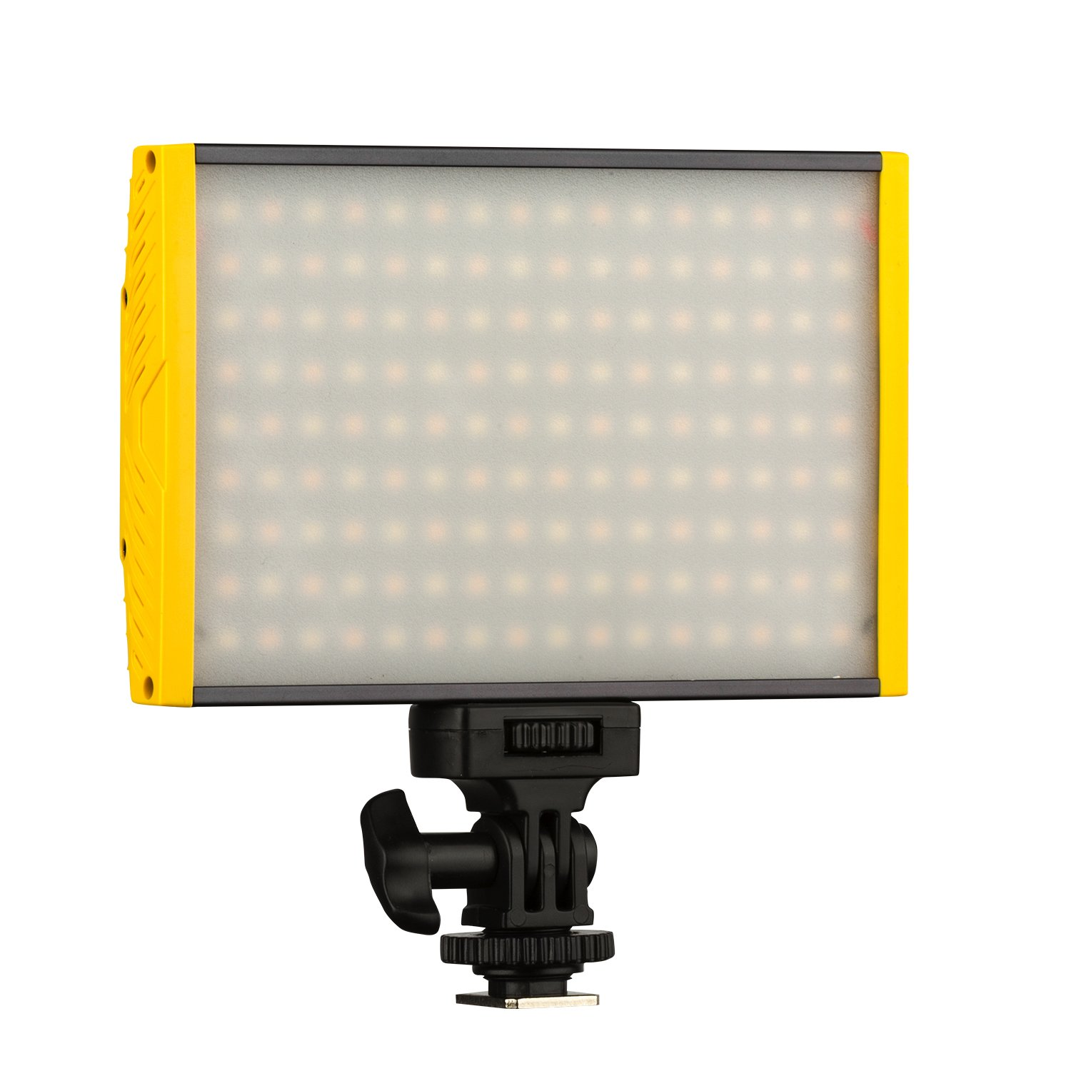 Ikan Onyx 120 Bi-Color Aluminum On Camera LED Light, Black (OYB120) by Ikan
