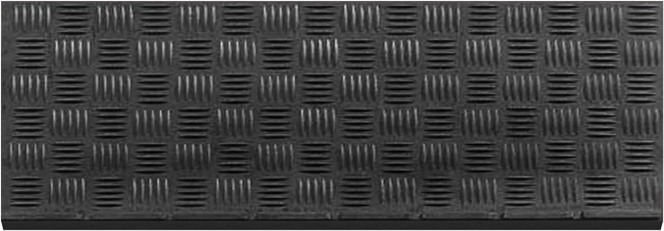 Cubre-peldaños de Casa Pura® , juego de 5 alfombras para escaleras, antideslizantes, 100% impermeables, máxima adherencia, de goma: Amazon.es: Hogar
