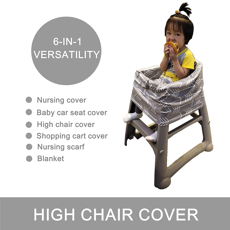 Amazon.com: Funda de lactancia para asiento de bebé para ...
