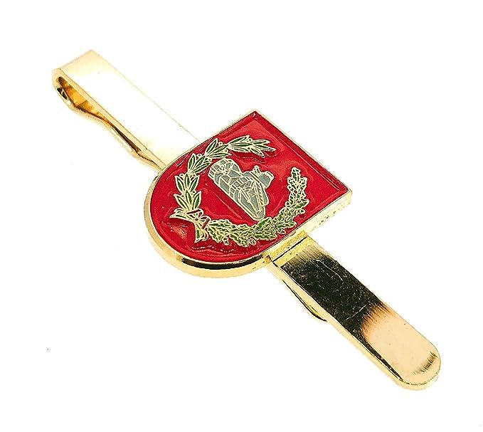 Gemelolandia Pasador de Corbata Escudo de la Brigada Guadarrama ...