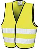 New Kids Result Core Hi Viz Safety Vest