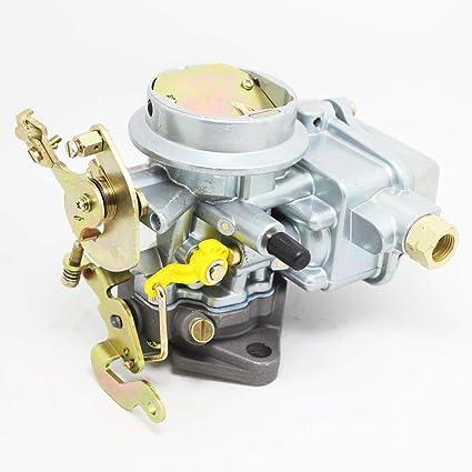 Amazon com: Carburetor for Ford 1957-1962 Six Cylinder (6CYL
