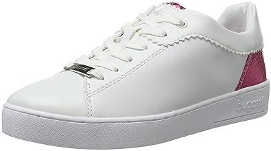129294c594ce72 Bugatti Damen J7608pr6n Sneakers  Amazon.de  Schuhe   Handtaschen