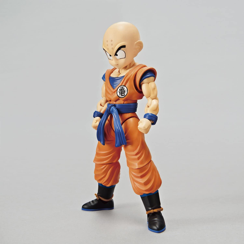 Bandai Hobby- Krilin Set Model Kit 14 cm Dragon Ball Z Figure-Rise ...