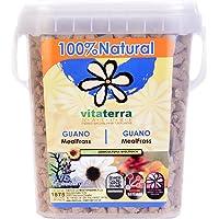 Vitaterra Guano Abono Orgánico 0.75 kg, 14110