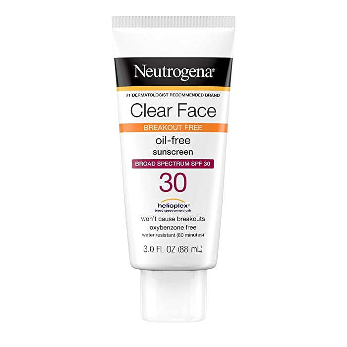 Top 10 Acne Treatment Neutrogena Review