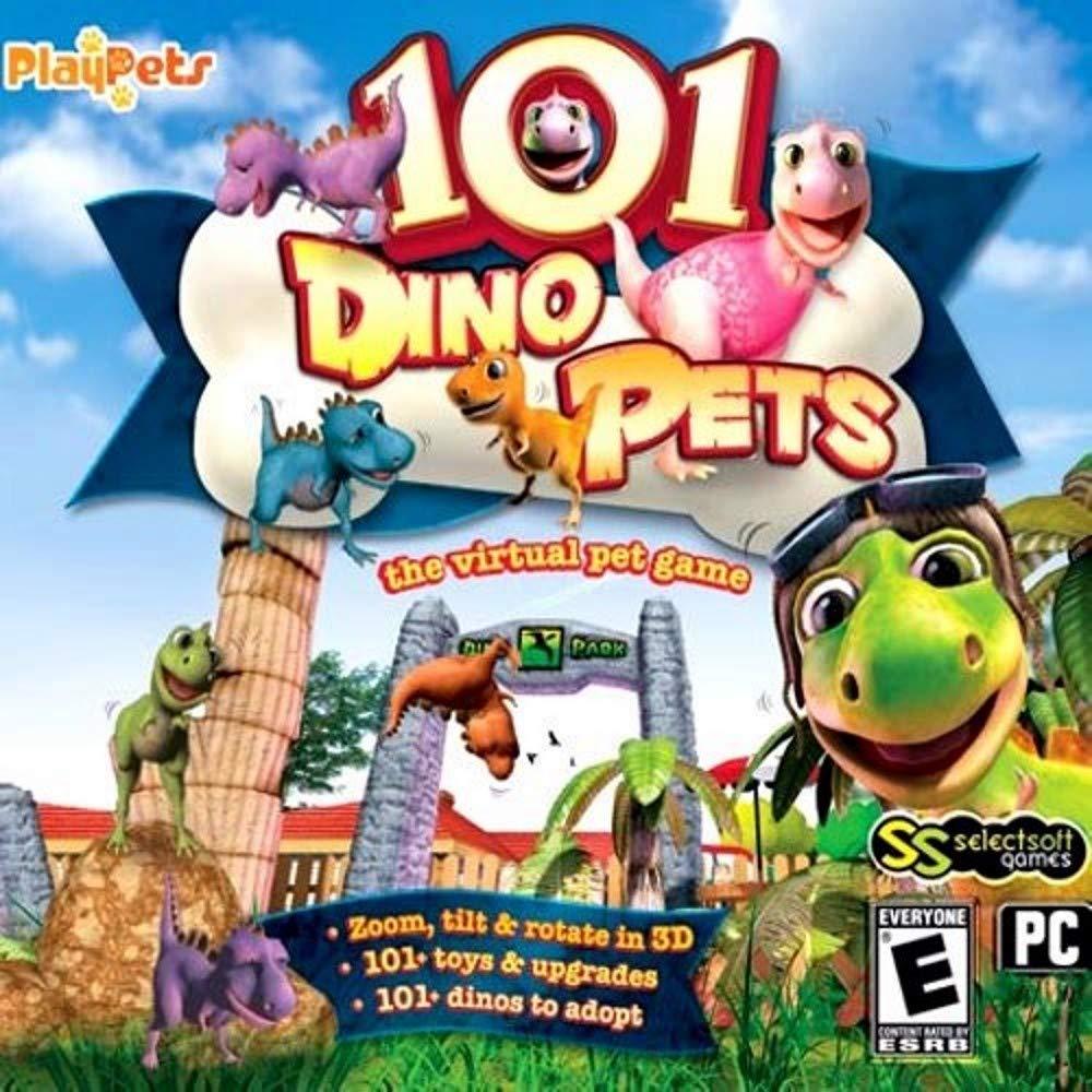 Amazon Com 101 Dino Pets Video Games