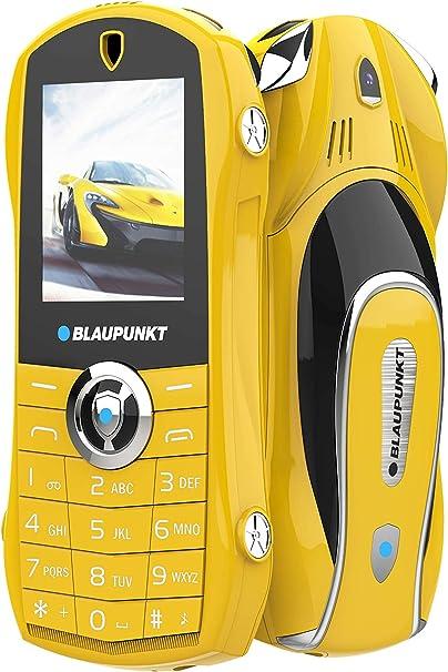 Blaupunkt Car Yellow Elektronik