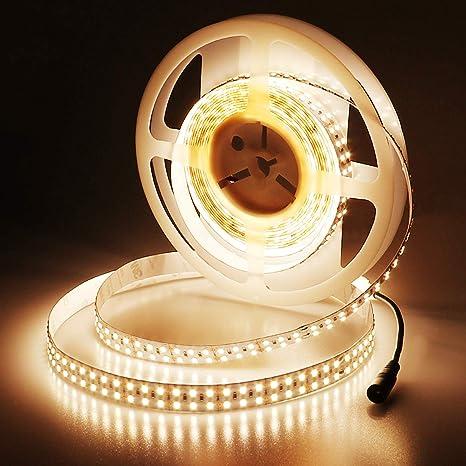 Spotlight LED 24w Ultra Slim receipt Spring Driver LED Warm Light 24cm Diameter