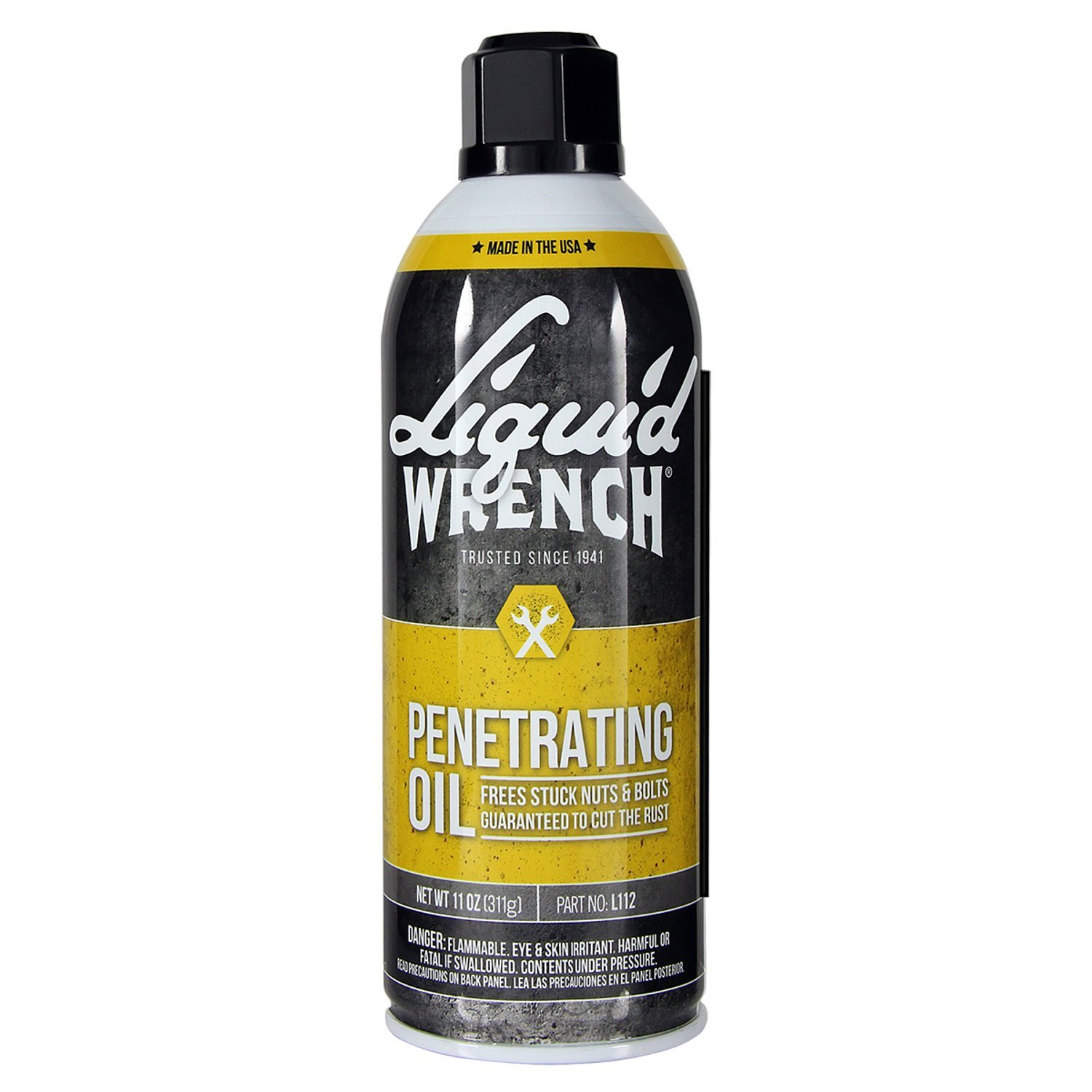 Liquid Wrench L112 Penetrating Oil Spray - 11 oz.