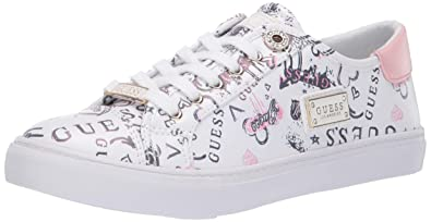 bc292a8ef63f1 Amazon.com   GUESS Women's Mineral Sneaker   Fashion Sneakers