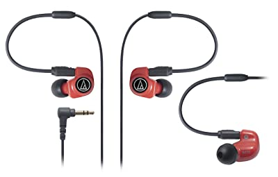 Audio-Technica ATH-IM70 Dual Symphonic Driver In-Ear Monitors